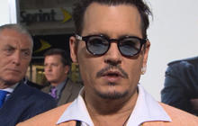 "Johnny Depp, Dakota Johnson talk ""Black Mass"""