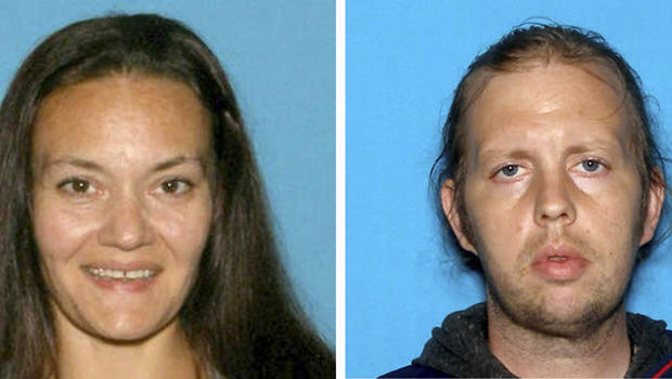 A combination photo shows Michael Patrick McCarthy and Rachelle Bond, 40, mother of the 2-1/2-year-old girl Bella Bond, in this Suffolk County District Attorney's Office photo released Sept. 18, 2015.