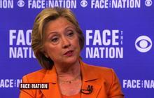 Full interview: Hillary Clinton, September 20