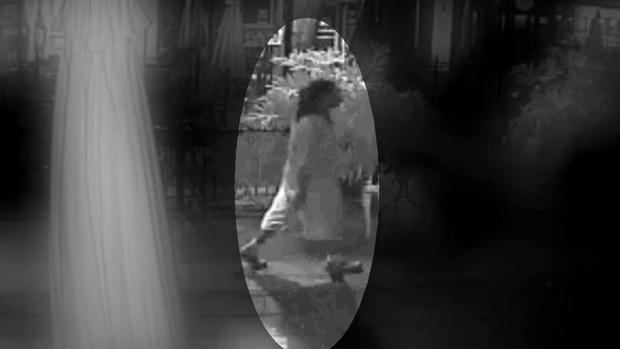 Jesse Matthew on surveillance tape the night Hannah Graham disappeared