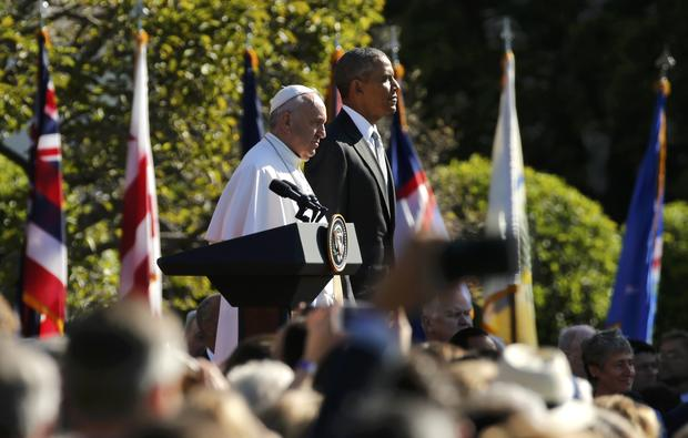 Pope Francis in D.C.