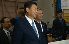 Chinese President Xi speaks to tech leaders in Seattle