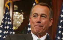 House Speaker John Boehner to resign from Congress