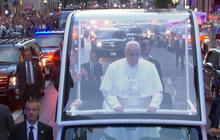 Pope Francis to lead interfaith service at Ground Zero