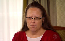 """Kentucky clerk; """"A whirlwind in the midst of a firestorm"""""""