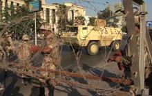 Branding Egyptian protestors as terrorists