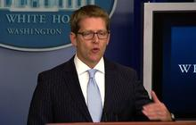 """Use of chemical weapons in Syria """"repugnant,"""" W.H. says"""