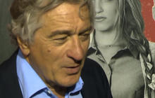 "DeNiro, Pfeiffer on the red carpet of ""The Family"" premiere"