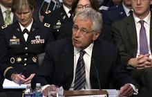 Hagel: U.S. forces ready to act in Syria at Obama's order