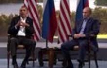 Obama, Putin cite shared goals in Syria