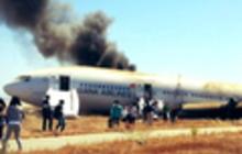 "Witness: Plane performed ""diagonal cartwheel"" after SFO crash"