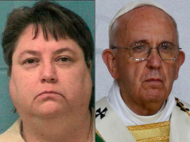 Kelly Renee Gissendaner Pope Francis