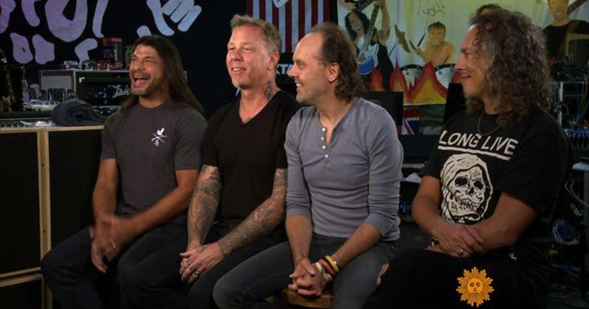 Metallica is now older, wiser, and in it for the long run
