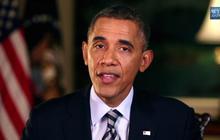 """Obama: """"Stop this farce, end this shutdown now"""""""