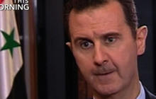 "Assad on retaliation: ""Expect everything"" if U.S. strikes Syria"