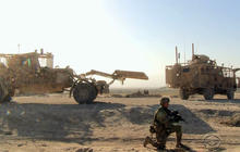 Road to U.S. withdrawal from Afghanistan still long and dangerous