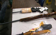 Chicago police target illegal weapons in aim to reduce violence