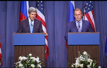 Kerry tells Lavrov Syria talks can't be used as stalling tactic