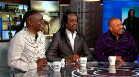 Earth, Wind & Fire talks secret to band's staying power