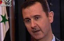 """Assad: A U.S. strike against Syria will """"support al Qaeda"""""""