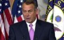 Boehner: House will not pass Senate immigration bill