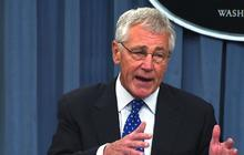 "Hagel: Government missed ""red flags"" about Navy Yard shooter"