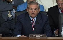 "Syria decision will be ""among the most difficult"" ever, Menendez says"