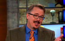"""Vince Gilligan's reviews Charlie Rose's """"Breaking Bad"""" cameo"""