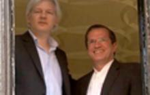 1 year after seeking asylum, Julian Assange's future remains uncertain