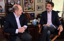 What Chuck Lorre watched growing up