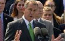 """Boehner on loan rates: D.C. Dems """"have let these students down"""""""