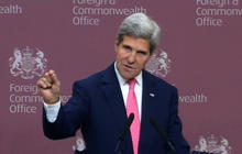 "Kerry: ""We know"" Assad regime behind chemical attack"