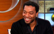 """Chiwetel Ejiofor on role in """"12 Years a Slave"""""""