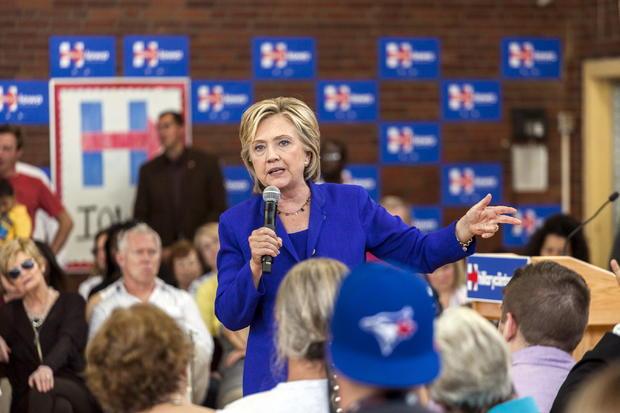 Trade - Election 2016: Where has Hillary Clinton broken with Obama? - CBS News