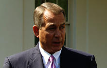 Congressional leaders quiet on looming Syria vote
