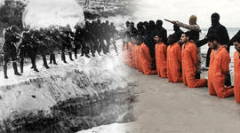 Holocaust investigator on parallel between Nazis and ISIS