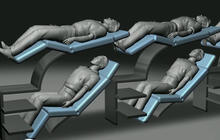 New patents show unusual airline seating