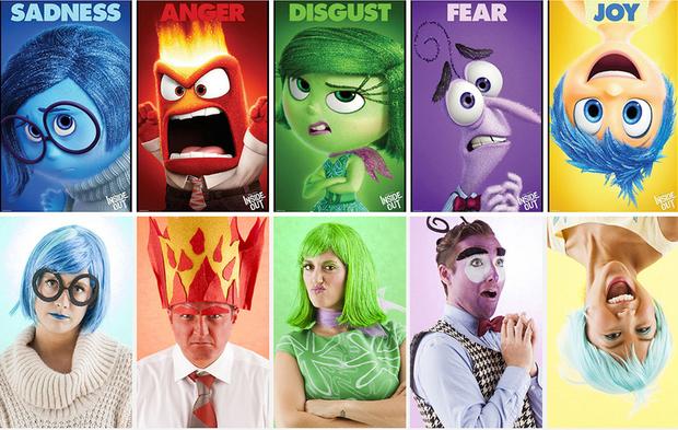 Trending Halloween costumes of 2015