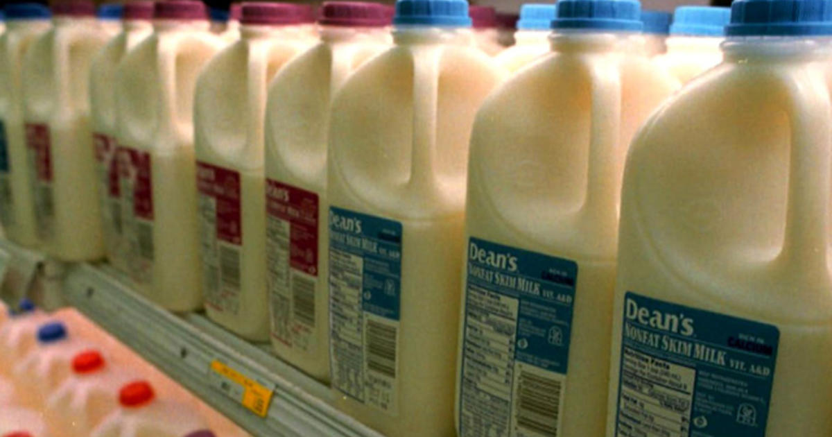 skim milk recommended for adults