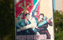 North Korea offers rare, but tightly scripted, peek inside