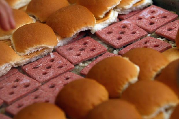 White Castle - burger holes - Surprising facts about your favorite