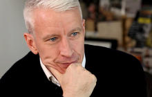 Anderson Cooper: An unguarded conversation