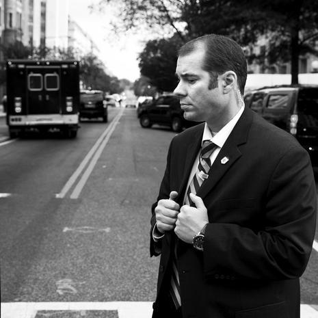 Behind the scenes: The Secret Service