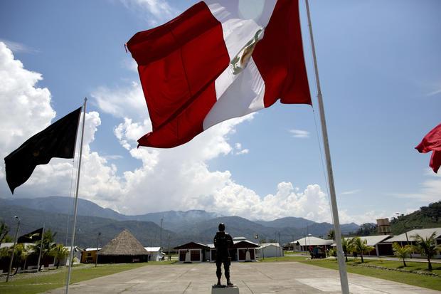 Peru's cocaine runways