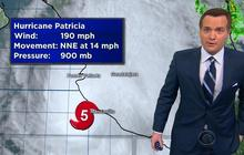 Forecast: After Mexico, Hurricane Patricia will soak Texas