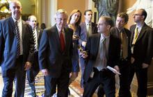 Government shutdown talks shift to Senate