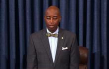 Senate chaplain prays for divine intervention in gov't shutdown