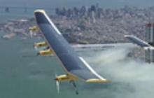 Solar Impulse pushes pioneering spirit