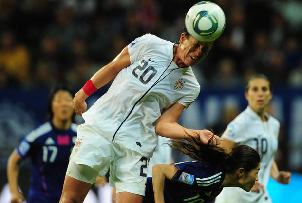 "The ""irreplaceable"" Abby Wambach"