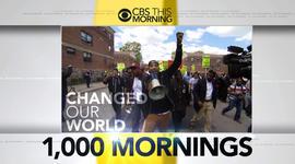 """CBS This Morning"" celebrates 1,000 episodes"
